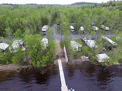 Rv park campground near spanish ontario 0058