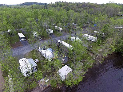 Rv park campground near spanish ontario 0061