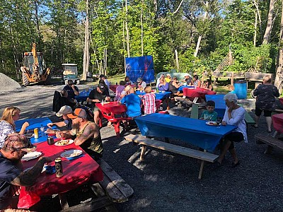 Brennan harbour rv park camper appreciation 2019 01